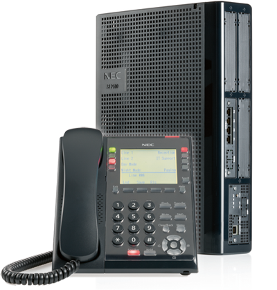 NEC SL 2100 VoIP Phone System